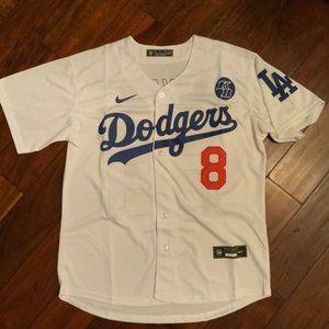 Kobe Bryant Los Angles Dodgers Jersey